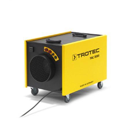 Luchtrecycler 1500M3 voor grof/ fijnstof