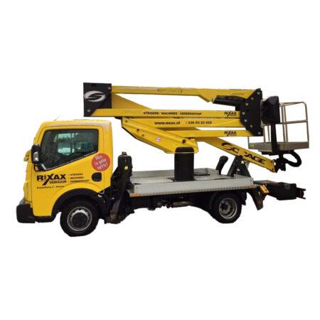 Rixax-auto-hoogwerker-werkhoogte-20meter