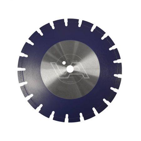 Diamantblad 700mm asgat 25,4