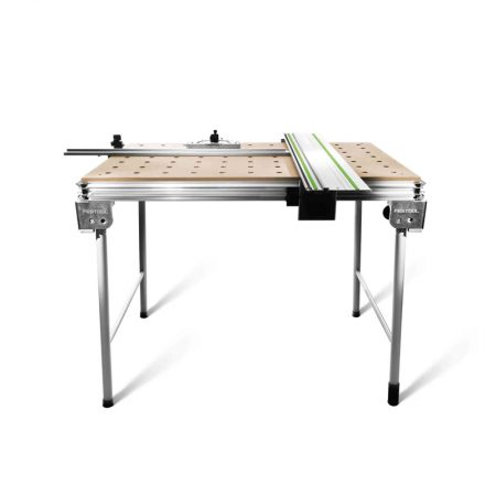 Afkort-trekzaagmachine tafel Festool