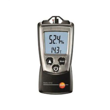 Hygrometer digitaal 610
