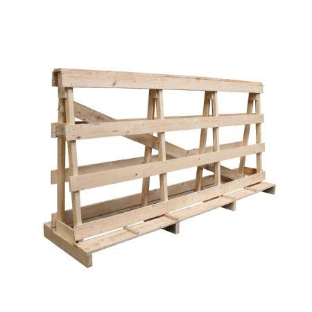 Glasbok hout