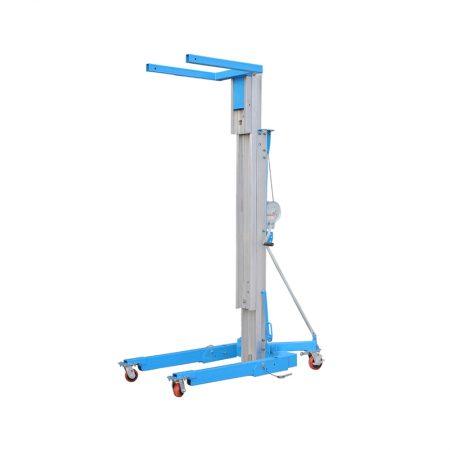 Kanaallift 7,50 mtr.Hefcap. 300 kilo