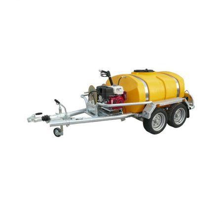 Hogedrukreiniger 207 Bar koud water