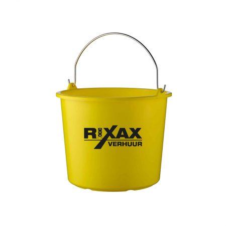 Emmer geel Rixax 12 ltr