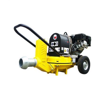 Membraampomp afvalwater benzine