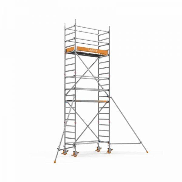 Aluminium-steiger-4,20m-smal