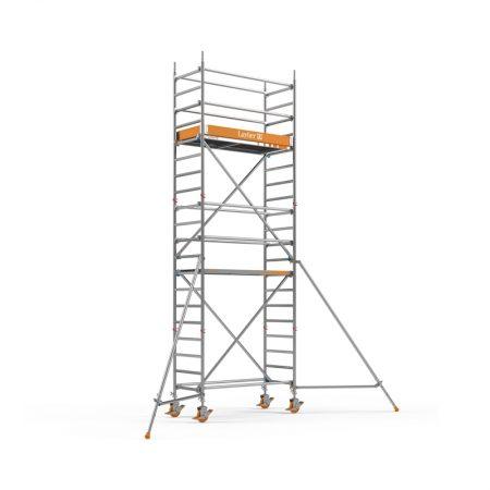 Aluminiumsteiger 6,20m1 smal