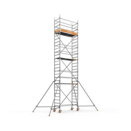 Aluminiumsteiger 8,20m1 smal