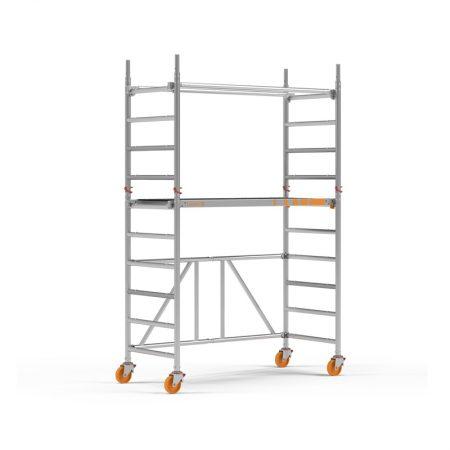 Aluminium kamersteiger 3,20m1