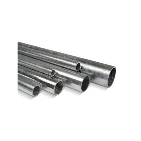 Steigerpijp staal 1,5 mtr