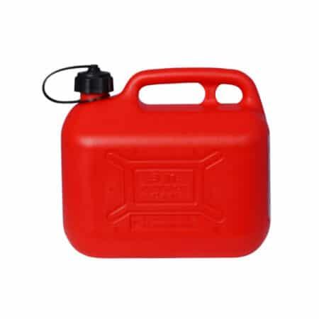 Jerrycan-10ltr-rood-Benzine