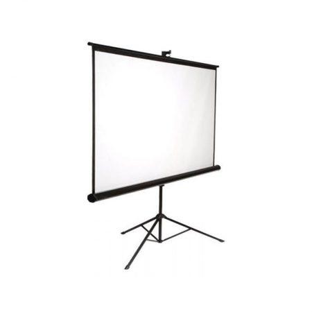 Projectiescherm b180xh120cm