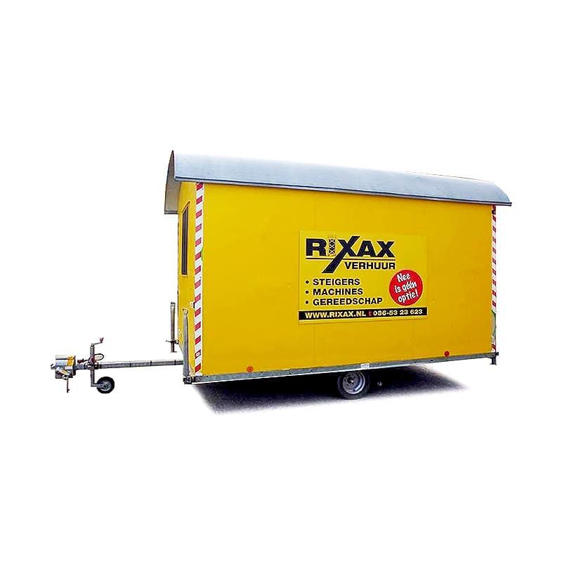 Rixax-schaftwagen