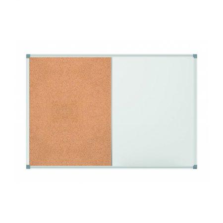 Combibord white en prikbord 90x120