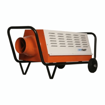 dryfast-electroheater-380v