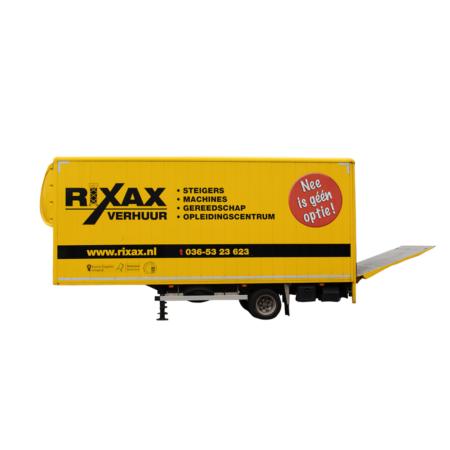 Rixax-trailer